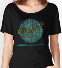 Ollivanders Wands Women's Relaxed Fit T-Shirt