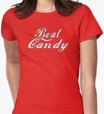 Boat Candy Women's Fitted T-Shirt