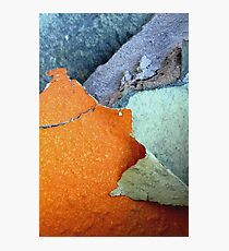 The Slopes of Mt.Orange Photographic Print