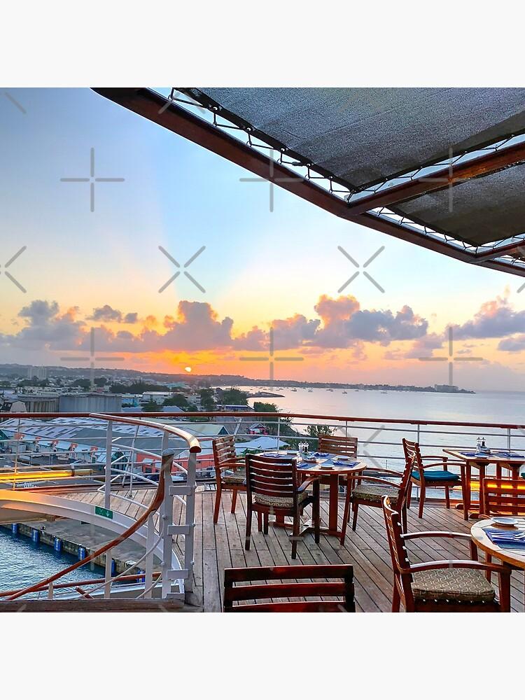 Sunrise at Bridgetown by photorolandi