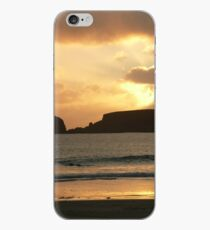 St Ninian's Isle Sunset iPhone Case