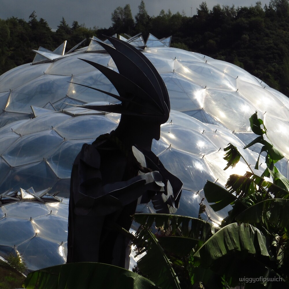 Green Fingers ! The Eden Project by wiggyofipswich