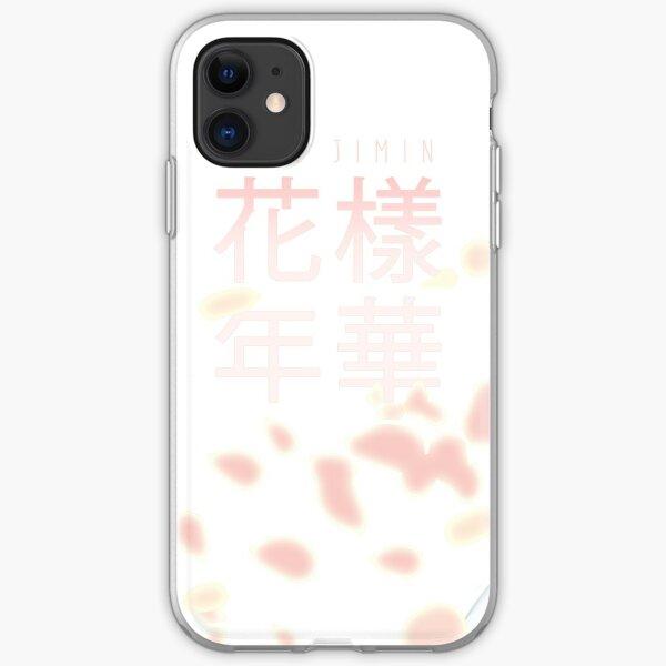 Park Jimin - 花樣年華 iPhone Soft Case