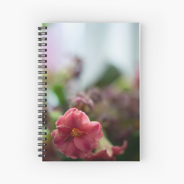 Softly growing Spiral Notebook