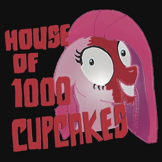 TShirtGifter presents: House of 1000 Cupcakes