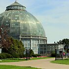 Belle Isle Conservatory in Detroit Michigan by anitahiltz