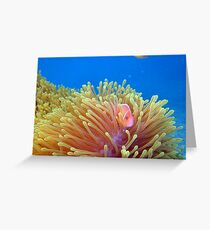 Anemone Forrest  Greeting Card