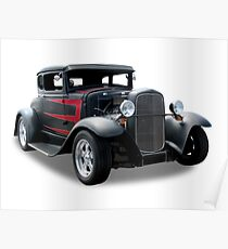 Ford - 1932 Rod Poster