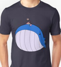 HSOWA- Skitty Loves Wailord Unisex T-Shirt