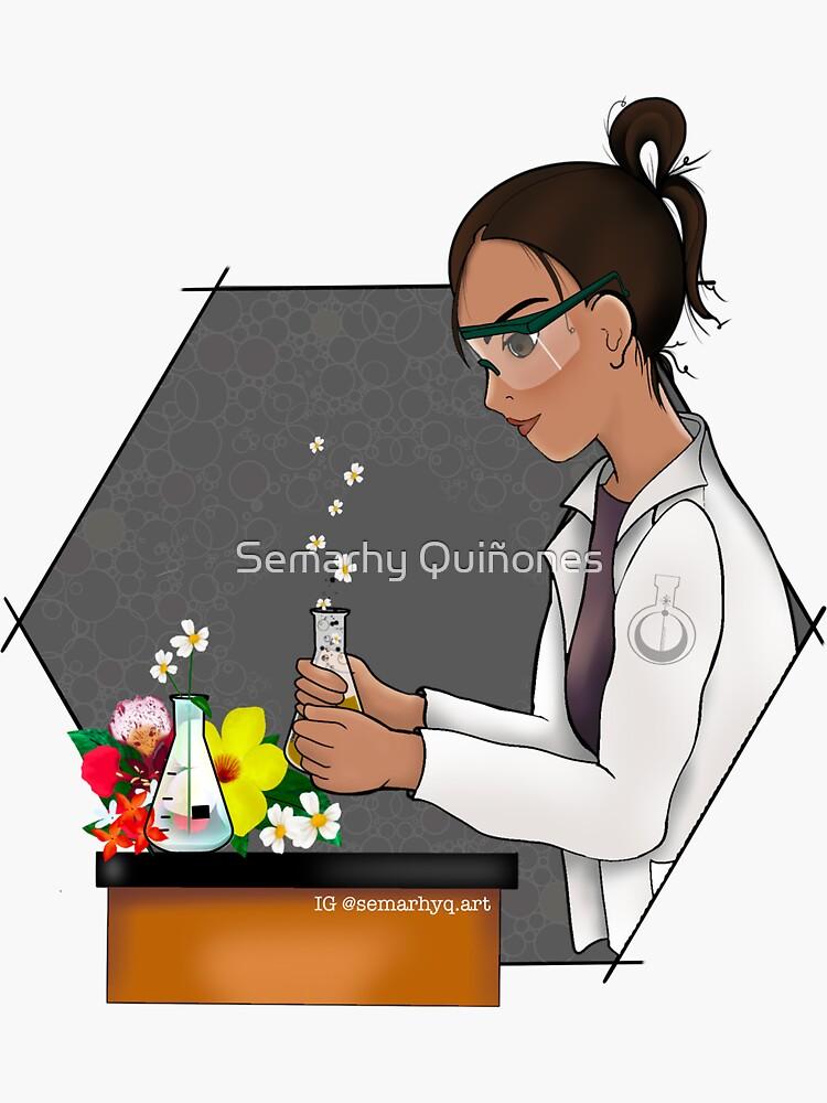 Science Blooms by semarhy