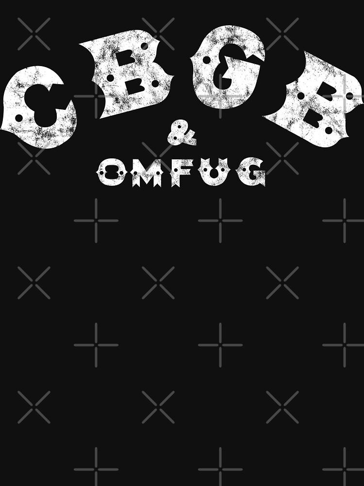 CBGB by n0l4n