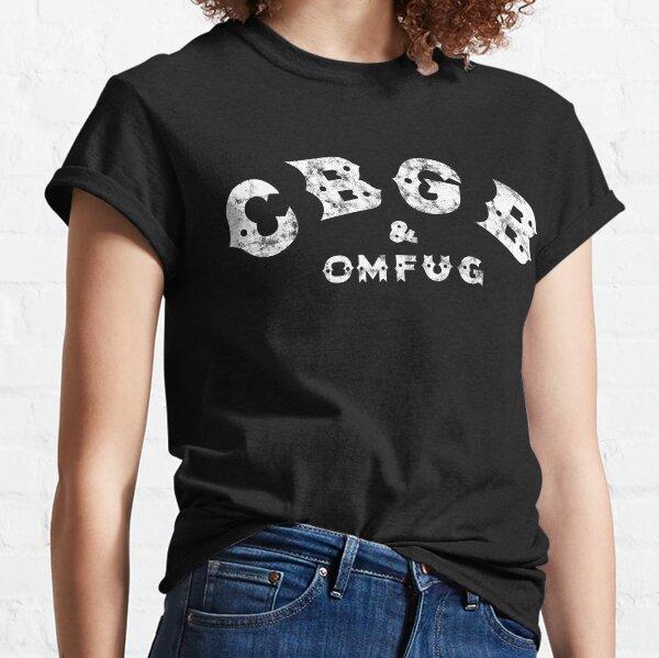 CBGB T-shirt classique