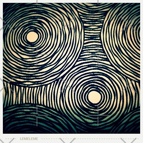 iPhone -Leme Patterns by TeAnne