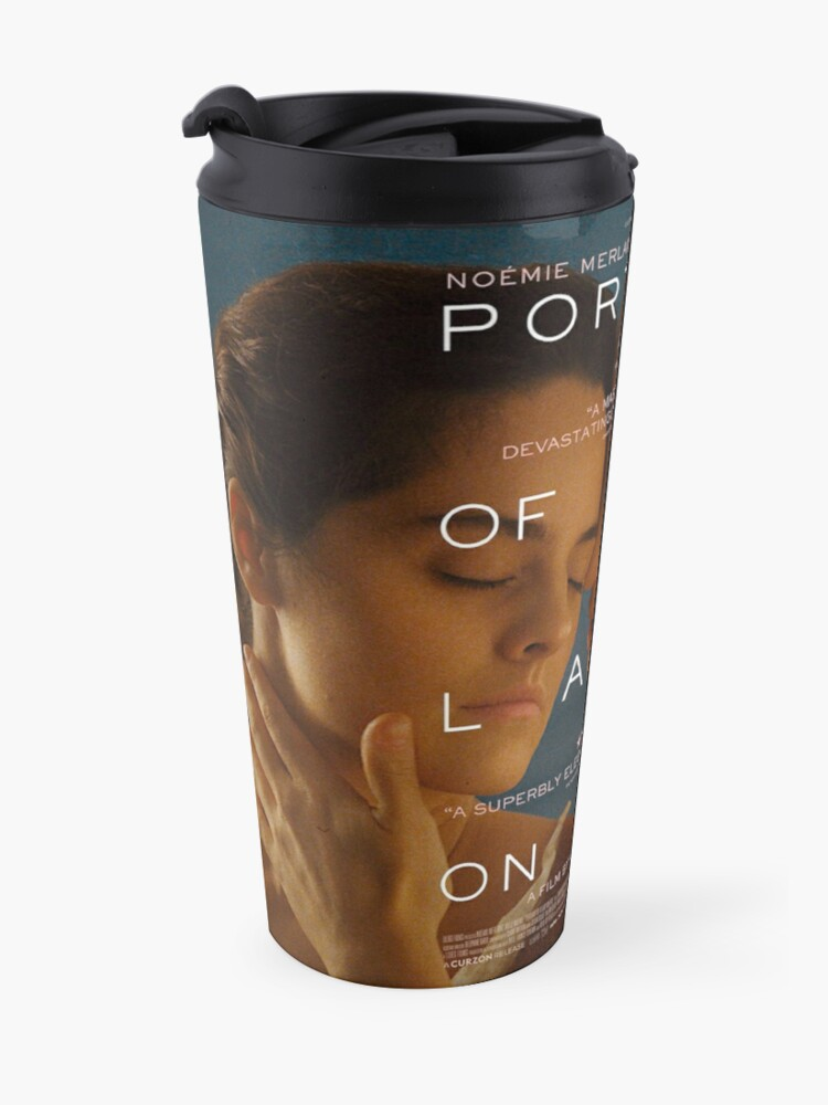Alternate view of Portrait of a Lady On Fire Travel Mug