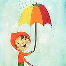 rain drops keep falling on my head by emmz