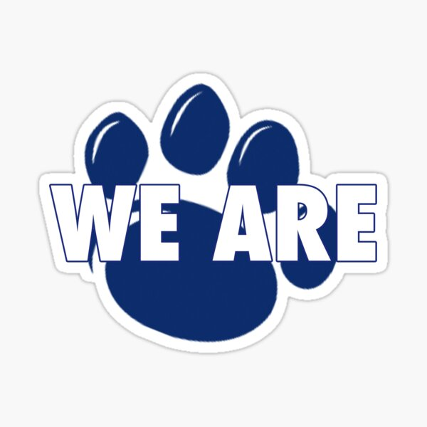 WE ARE Sticker