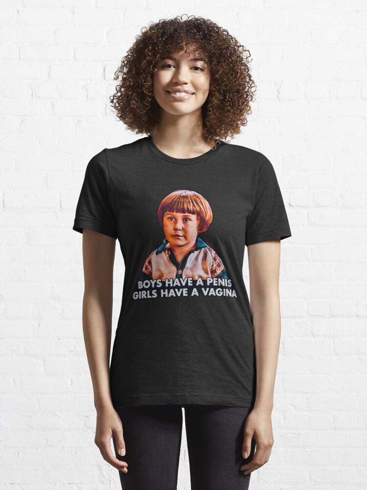 Alternate view of Kindergarten Cop / Boys and Girls Essential T-Shirt