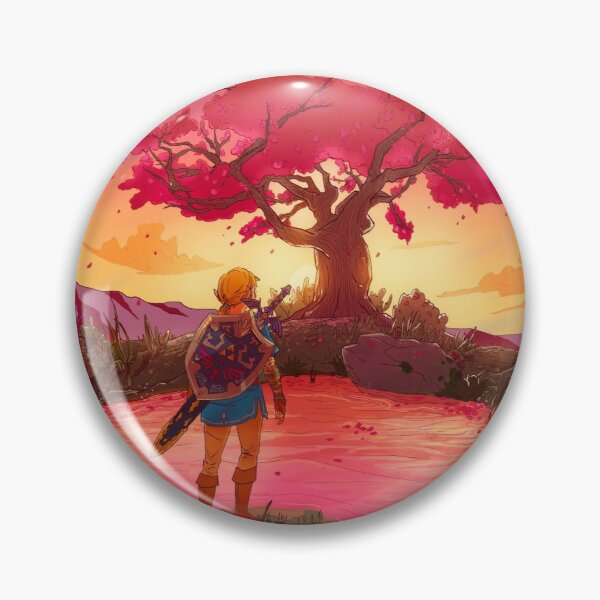 Satori Sunset  Pin
