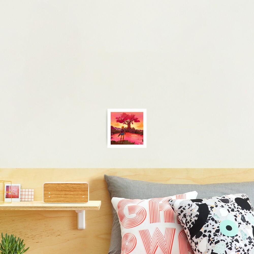 Satori Sunset  Photographic Print