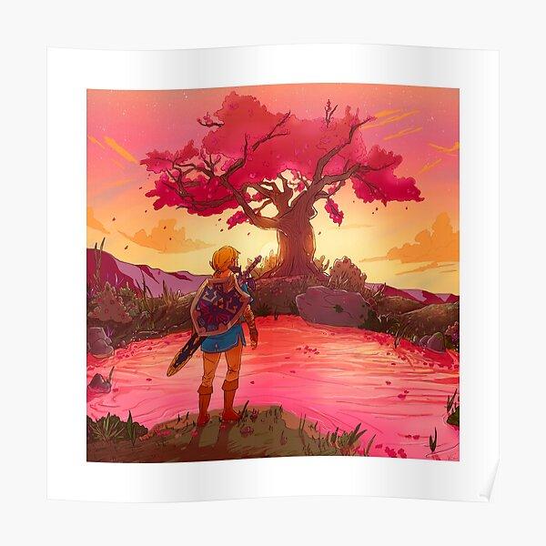 Satori Sunset Poster
