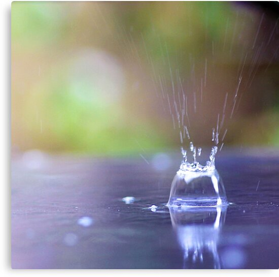 Frozen Droplet by samw61