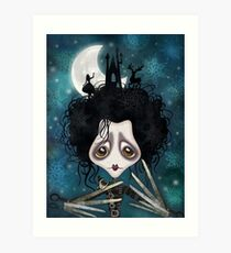 Edward, Sweet Edward Art Print