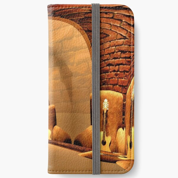 The Long Room iPhone Wallet