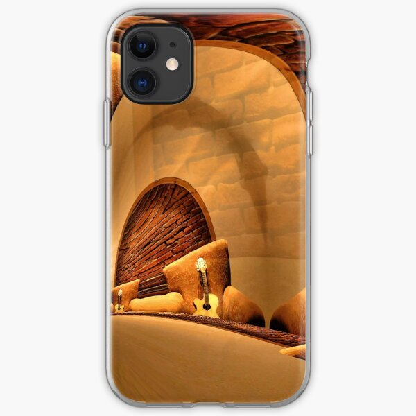The Long Room iPhone Soft Case