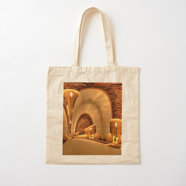 The Long Room Cotton Tote Bag