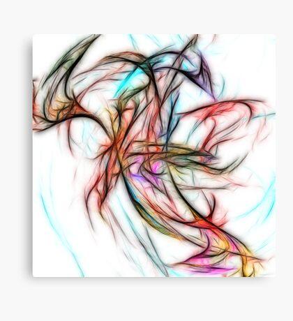 It (Variation) Canvas Print