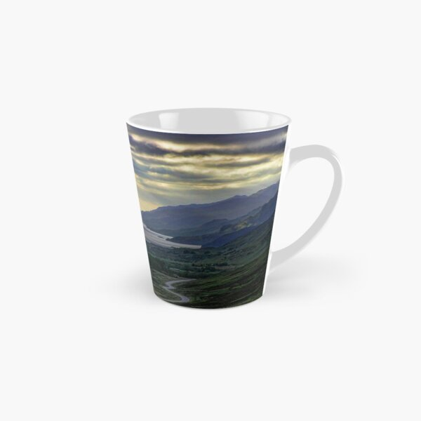 Looking West-To Loch Maree in the Highlands of Scotland(2) Tall Mug