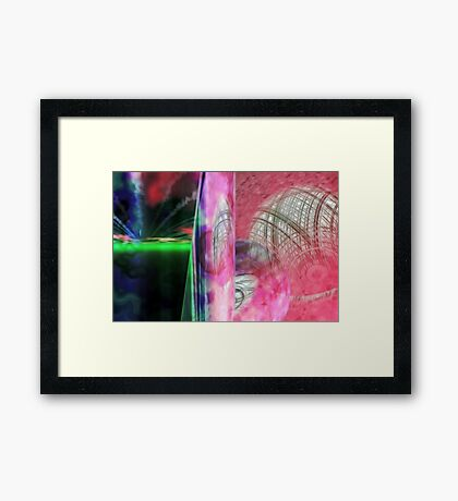 Pure Anticipation Framed Print