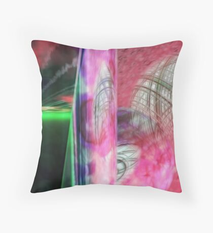 Pure Anticipation Throw Pillow