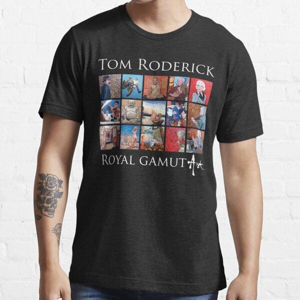 Tom Roderick - Royal Gamut Art Essential T-Shirt