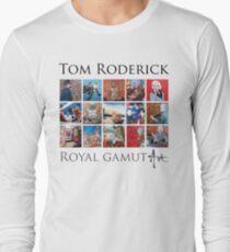 Tom Roderick - Royal Gamut Art Long Sleeve T-Shirt