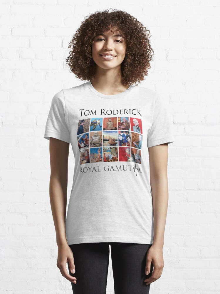 Alternate view of Tom Roderick - Royal Gamut Art Essential T-Shirt