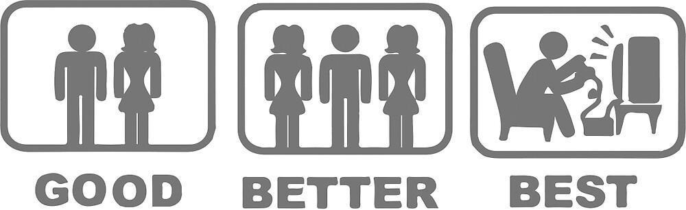good, better, best by xo xo