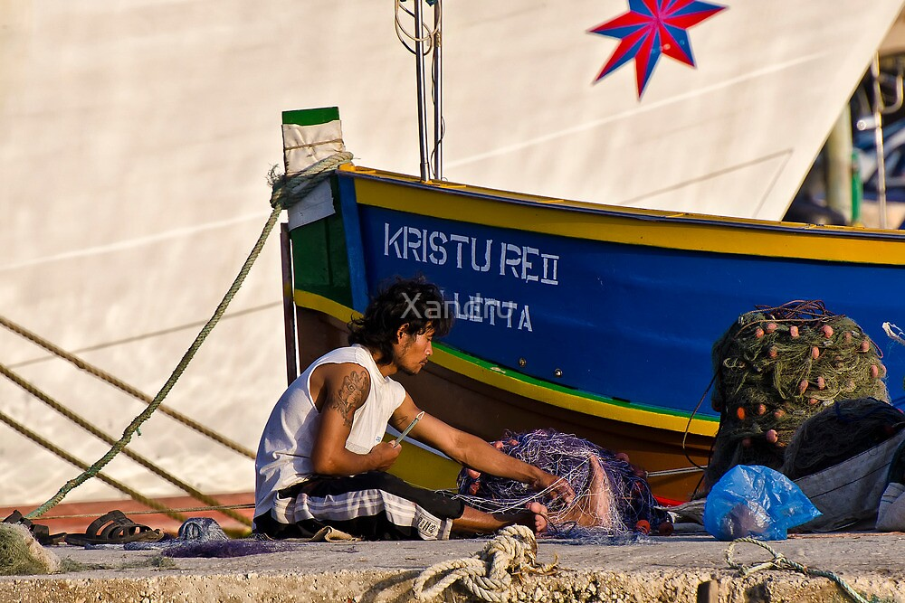 Repairing The Nets by Xandru