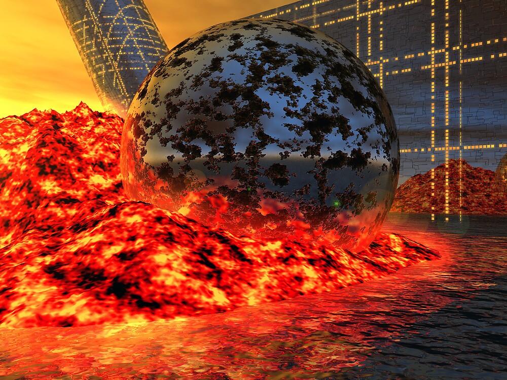 Fire and Steel - A Fantasy by Benedikt Amrhein