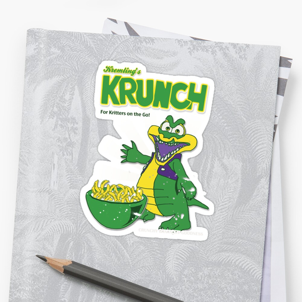 Kremling's Krunch Cereal by grevls