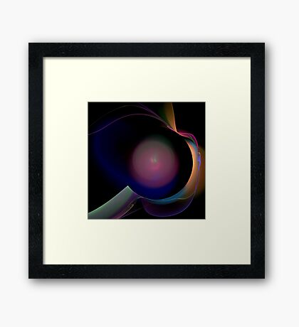 Dance of the Veils Framed Print