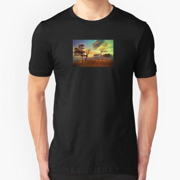 A Midsummer View Slim Fit T-Shirt