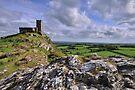 Brentor Church, Dartmoor National Park - Devon by Dave Lawrance