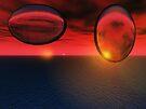 Sundown by Benedikt Amrhein