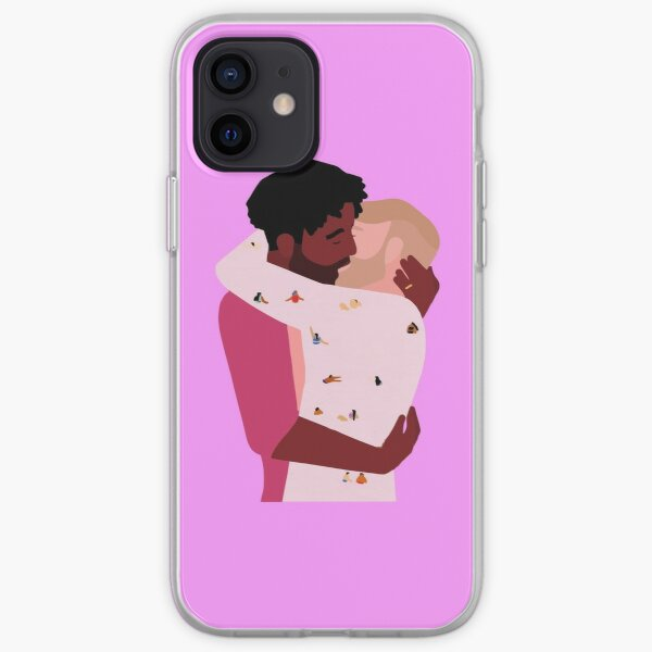 Guys share mutual Love  iPhone Soft Case