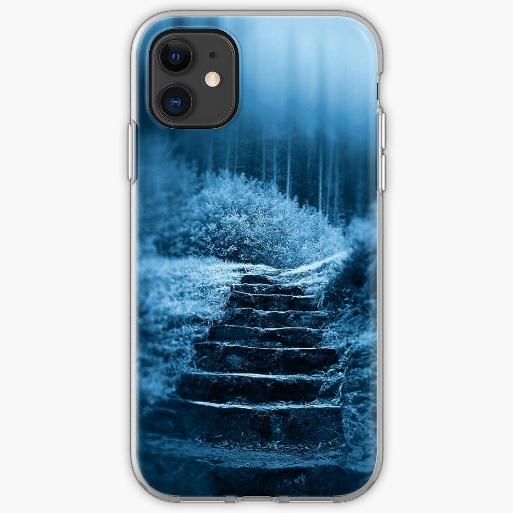 Following the Moon iPhone Case & Cover
