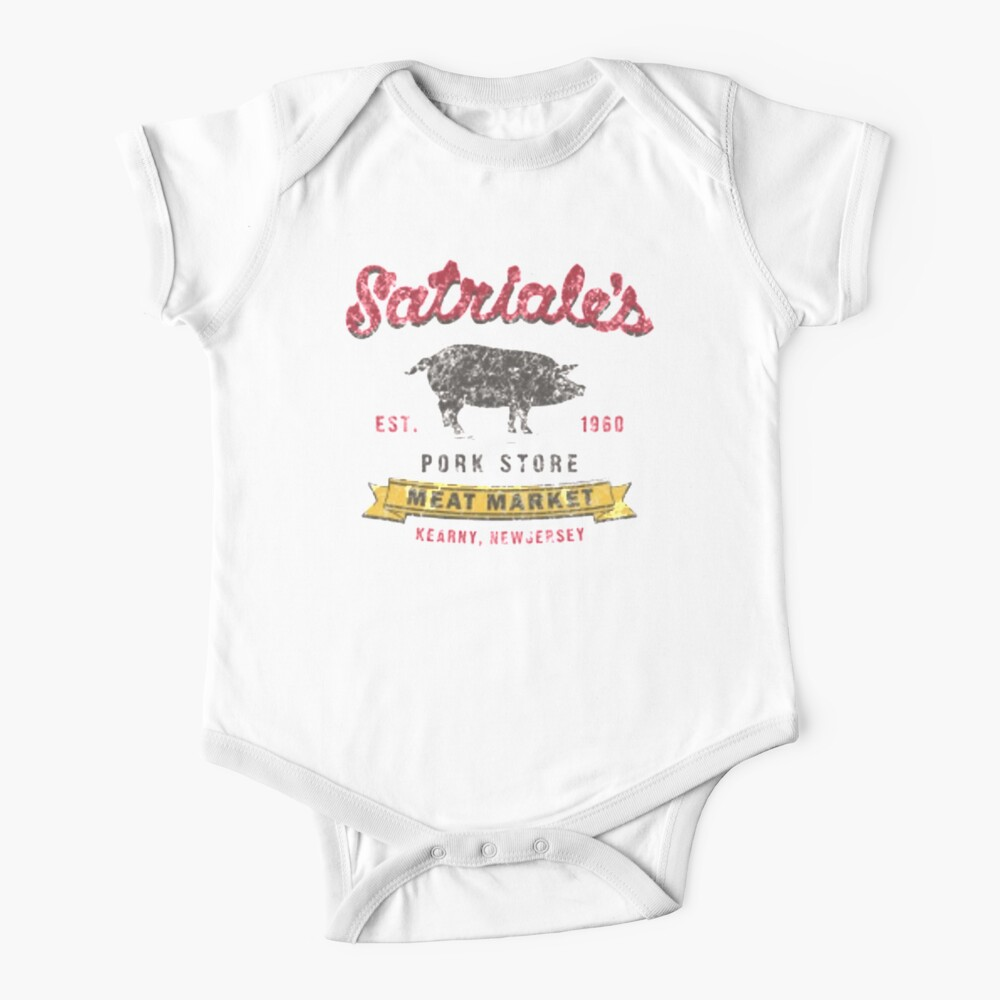 Satriale's Baby One-Piece