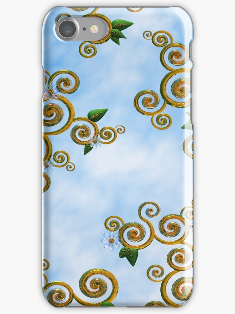 Heaven (iphone case) by jewelskings