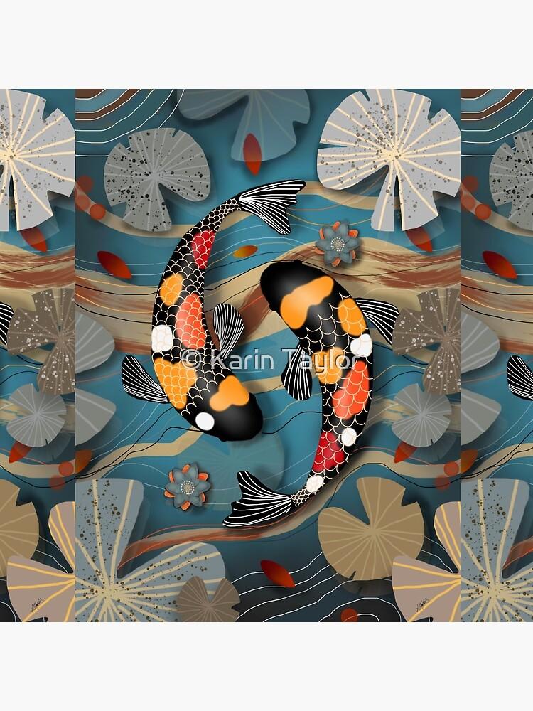 Koi Watergarden by karin