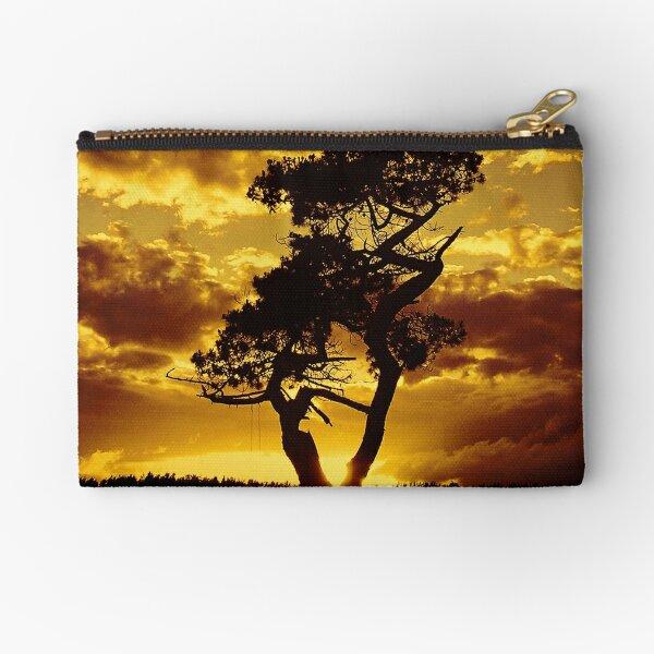 Tree Dance 2 Zipper Pouch